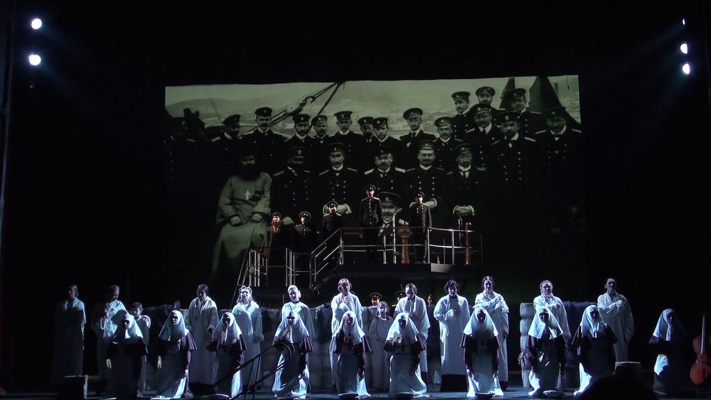 Благотворительные показы для ветеранов ВОВ, 8 и 9 мая, на сцене театра им. М. Горького!