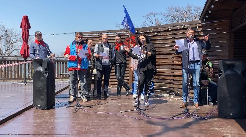 75-летие Приморского регионального отделения СТД РФ