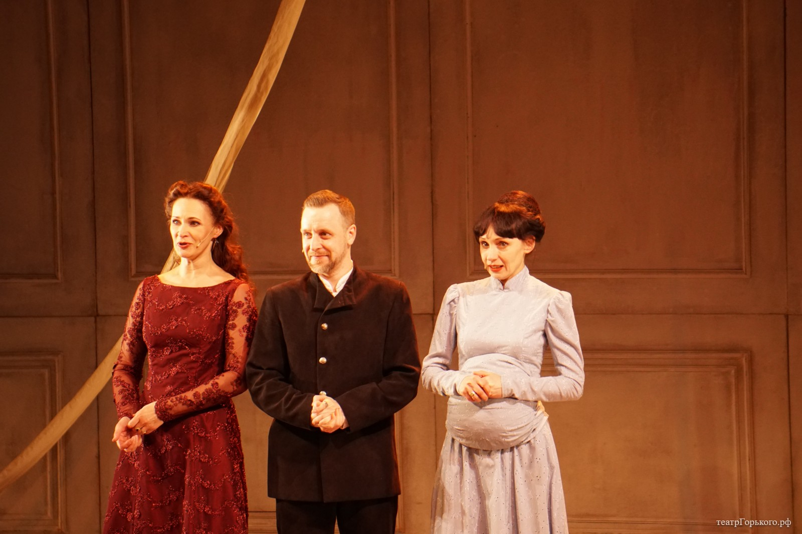 Завершились «большие» гастроли нашего театра в Санкт-Петербург и Тулу!